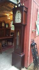 Antique Tall Case / Grandfather Clock c. 1895