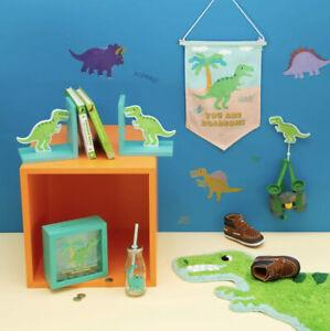 🦖Kids Dinosaur decals bedroom nursery wall vinyl stickers decoration transfer🦕