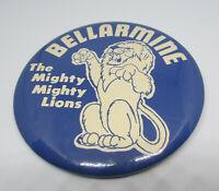Vintage 1940's-50's Bellarmine Lions Prep Tacoma, WA high school pinback button