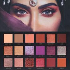 Huda Beauty 18 Colors Shimmer Matte Lidschatten Palette set Makeup Beauty 2