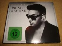 PRINCE KAY ONE - Rich Kidz  (DELUXE EDITION mit CD + DVD)  EMORY FARID BANG