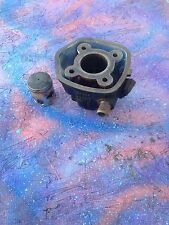 used 1997-2000 OEM Aprilia SR50 cylinder and piston, carb.