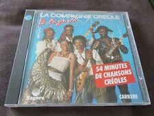 """CD """"BLOGODO"""" La Compagnie Creole"""