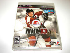 NHL 13 (Sony PlayStation 3, PS3) - ***NEW***   FACTORY SEALED!!!