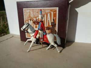 IMPERIAL PRODUCTION set 101 French Napoleonic Chasseurs a Cheval trumpeter, BN