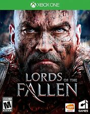 NUOVO LORDS OF THE FALLEN (Microsoft Xbox One, 2014)