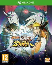 Naruto Shippuden: Ultimate Ninja Storm 4 (Xbox) Nuevo Y Sellado
