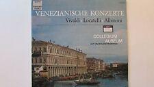 Vinyl Venezianische Konzerte. Vivaldi/ Locatelli / Albinoni 1C065-99614. 1969.