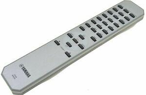 Télécommande Yamaha CDX8 (WR96080) Produit authentique pour Lecteur CD CDs-300