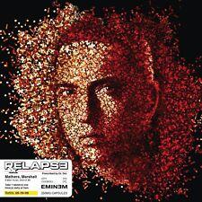 """EMINEM Relapse 12"""" Reissue LP Vinyl NEW"""