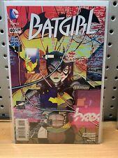 Batgirl #40 Babs Tart Cover