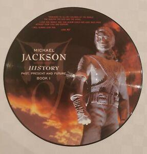 Michael Jackson History Picture Disc 1995 Version Rare