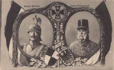 Erster Weltkrieg (1914-18) Ansichtskarten mit berühmten Persönlichkeiten
