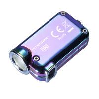 NITECORE TINI SS 380 Lumen Rechargeable Keychain Light (Tropical)