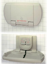ASI 9012 Baby Changing Station, Low Price, Surface Mounted, For Public Restrooms
