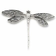 Pendant Dragonfly Thai Sterling Silver