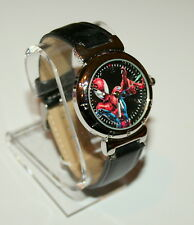 Marvel Comics Amazing Spiderman Spider-Man Wristwatch Watch 2005 New NOS Box