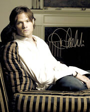 ** SUPERNATURAL'S * * JARED PADALECKI * * (SAM) 8x10 Autographed Glossy 8x10 RP*
