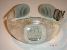 Nike Presto Digital Sparkle Clear Holiday Bracelet Watch 15-101 medium size RARE
