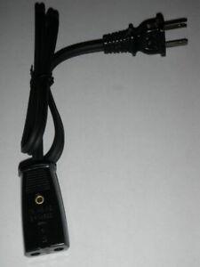 """Power Cord for National Rice-O-mat Rice Cooker Models SR-6E (2pin 36"""") SR15E"""