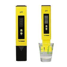 Vivosun Digital pH Meter Lcd Pocket Tester Pen for Aquarium Pool Pond Water