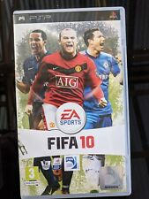 FIFA 10 - Sony PSP Game Complete - Excellent Condition