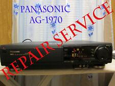 Repair service for Panasonic Ag-1970 power supply