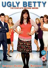 DVD:UGLY BETTY - SEASON 2 - NEW Region 2 UK