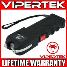 Vipertek Stun Gun Vts-989 - 550bv Heavy Duty Rechargeable LED Flashlight