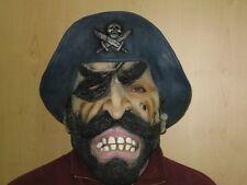 """Erwachsenenmaske """"Piratenkapitän"""" - Halloweenartikel - Karnevalsmaske"""