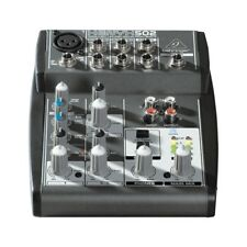 BEHRINGER xenyx 502 mixer a 5 canali per live studio karaoke NUOVOgaranziaITALI