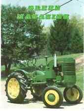 John Deere model Y & L Tractor – 1988 Green magazine