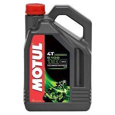 MOTUL Aceite lubricante 4T 5100 10W30 4T 4L