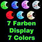 """Tachometer 2 """" Display 7 Colours Dzm Drehzahlmesseranzeige Instrument RPM Gaug"""