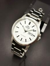 Orient Commuter White Automatic RA-AA0C03S19B Men's Watch