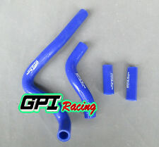 FOR Honda CR250 CR250R CR 250 R 1992-1996 92 93 94 95 silicone radiator hose.