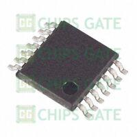 1PCS DS1801E-014 IC POT DUAL AUDIO TAPER 14-TSSOP Maxim