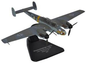 Oxford Diecast Messerschmitt Me 110G  Jg 1 Wespen, Luftwaffe, 1943 (1:72)