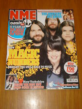 NME 2005 AUG 13 MAGIC NUMBERS BRAVERY BABYSHAMBLES