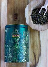 Moroccan Mint infused Ceylon Green tea -Basilur Oriental, hot or iced, spearmint