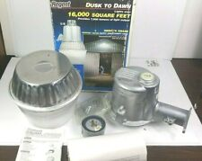 New listing Regent Mercury Vapor Security Light Nh-1204M Dawn To Dusk Nib 175w /120v