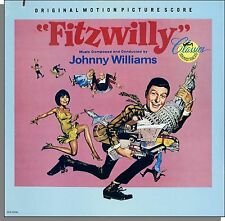Fitzwilly - New Johnny Williams Original Soundtrack LP Record!