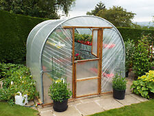 10ft x 20ft New Concept Polytunnel greenhouse allotment garden tunnel tunnels