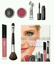 bareMinerals Bare Guide To Color Cool - shadow, blush, mascara, gloss $94 Value!