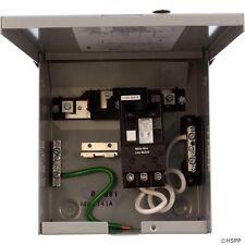 Load Center, GFCI Disconnect, 115v/230v, DP, 60A - U4881-O-60GB