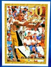 Reggie Miller  1993-94 Topps Gold  Indiana Pacers 50 Point Club #57 HOF!!!