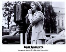 """Annie Girardot """"Dear Inspector"""" 1977  Vintage Movie Still"""
