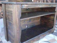Wooden TV Cabinet Stand Box Coffee Table  Vintage Furniture Livingroom  (PT)