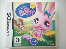 Littlest Pet Shop Jardin Jeu Vidéo Nintendo DS