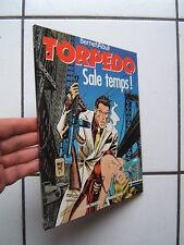 BERNET /  TORPEDO 6 / SALE TEMPS / E O
